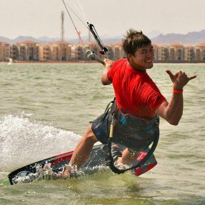 Simon – Kite-Instructor