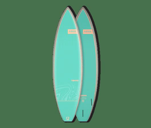 airush directional surfboard