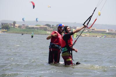 kitesurf sicily school