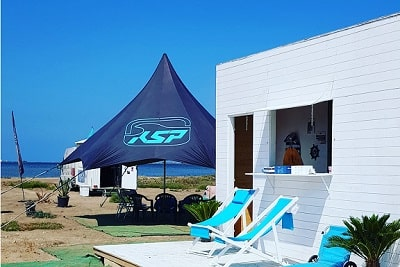 kitesurf sizilien beach house